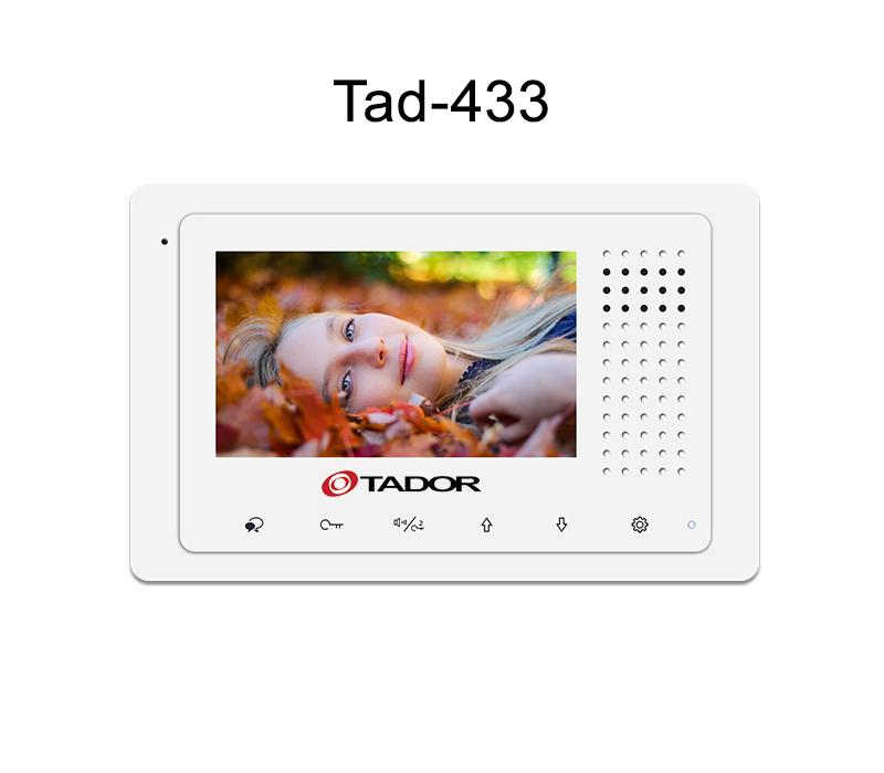 Tad-433 מסך מגע 4.3